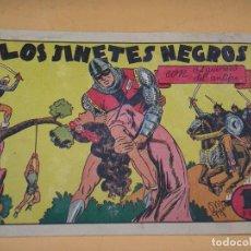 Tebeos: EL GUERRERO DEL ANTIFAZ Nº 34, ORIGINAL DE 1 PTA, ED. VALENCIANA, ERCOM. Lote 111743111