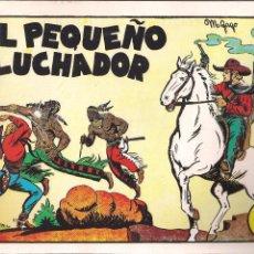 Tebeos: EL PEQUEÑO LUCHADOR, Nº 1 - EDICIÓN PARA COLECCIONISTAS, 1988. Lote 111793795
