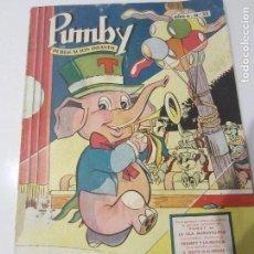 Tebeos: PUMBY Nº 22- ORIGINAL- 2 PESETAS-1956 - MUY DIFICIL. Lote 112150839