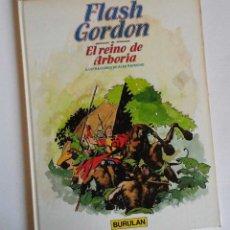 Tebeos: FLASH GORDON, EL REINO DE ARBORIA, POR ALEX RAYMOND. ALBUM TAPA DURA. OCASIÓN. Lote 112301543