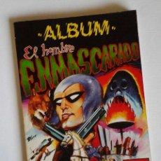 Tebeos: ALBUM EL HOMBRE ENMASCARADO. TOMO 1. VARIAS HISTORIAS COMPLETAS. COLOR.. Lote 112303315