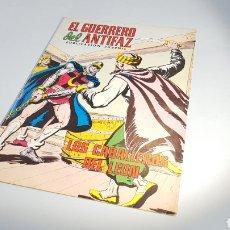 Tebeos: EL GUERRERO DEL ANTIFAZ 298 MUY BUEN ESTADO VALENCIANA. Lote 112399087