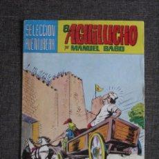 Tebeos: SELECCION AVENTURERA Nº 23 - EL AGUILUCHO - EL GRAN AMOR DE PIMIENTA. Lote 112463643