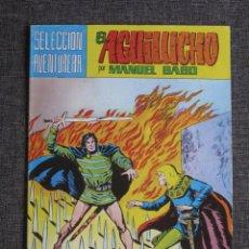 Tebeos: SELECCION AVENTURERA Nº 10 - EL AGUILUCHO - DURA VICTORIA. Lote 112463779