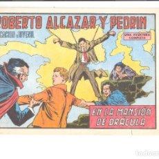 Tebeos: ROBERTO ALCAZAR Y PEDRIN Nº 1219-ULTIMO DE LA COLECCION. Lote 112696899