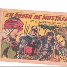 Tebeos: EL GUERRERO DEL ANTIFAZ Nº 324. Lote 112695739