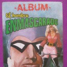 Tebeos: TEBEO, ALBUM EL HOMBRE ENMASCARADO, 4 NUMEROS, Nº 235-236-237-238. Lote 112897127