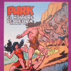 TEBEO, VALENCIANA, PURK EL HOMBRE DE PIEDRA, GUERREROS FENOMENALES, NUM.35