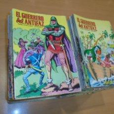 Tebeos: EL GUERRERO DEL ANTIFAZ COMPLETA 343 NUMEROS A COLOR - EDITORIAL VALENCIANA OFERTA. Lote 113009079