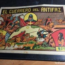 Tebeos: EL GUERRERO DEL ANTIFAZ Nº 1 (ORIGINAL ED. VALENCIANA) 1 PTA (COI58). Lote 113014539