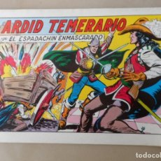 Tebeos: ARDID TEMERARIO - EL ESPADACHIN ENMASCARADO Nº 49 - POSIBLE ENVÍO GRATIS. Lote 113071927