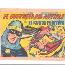 Tebeos: EL GUERRERO DEL ANTIFAZ Nº 622- ORIGINAL. Lote 113089831