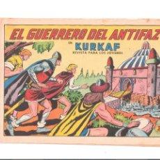Tebeos: EL GUERRERO DEL ANTIFAZ Nº 623- ORIGINAL. Lote 113090015