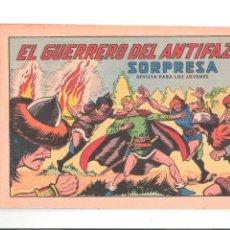 Tebeos: EL GUERRERO DEL ANTIFAZ Nº 626- ORIGINAL. Lote 113090439