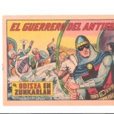 Tebeos: EL GUERRERO DEL ANTIFAZ Nº 630- ORIGINAL. Lote 113090583