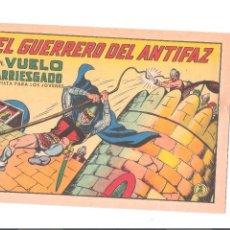 Tebeos: EL GUERRERO DEL ANTIFAZ Nº 631- ORIGINAL. Lote 113090879