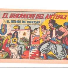 Tebeos: EL GUERRERO DEL ANTIFAZ Nº 633- ORIGINAL. Lote 113091283