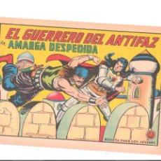 Tebeos: EL GUERRERO DEL ANTIFAZ Nº 639- ORIGINAL. Lote 113091407