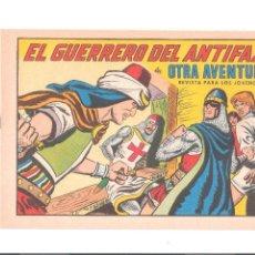 Tebeos: EL GUERRERO DEL ANTIFAZ Nº 640- ORIGINAL. Lote 113091563