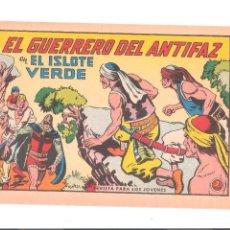 Tebeos: EL GUERRERO DEL ANTIFAZ Nº 641- ORIGINAL. Lote 113091751