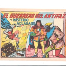 Tebeos: EL GUERRERO DEL ANTIFAZ Nº 646- ORIGINAL. Lote 113092027