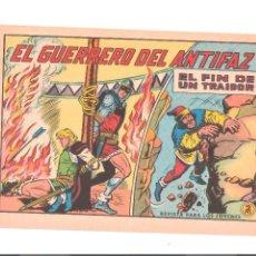 Tebeos: EL GUERRERO DEL ANTIFAZ Nº 648- ORIGINAL. Lote 113092187