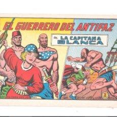 Tebeos: EL GUERRERO DEL ANTIFAZ Nº 651- ORIGINAL. Lote 113092267