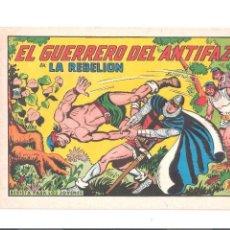 Tebeos: EL GUERRERO DEL ANTIFAZ Nº 652- ORIGINAL. Lote 113092335
