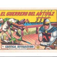 Tebeos: EL GUERRERO DEL ANTIFAZ Nº 654- ORIGINAL. Lote 113092471