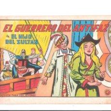 Tebeos: EL GUERRERO DEL ANTIFAZ Nº 657- ORIGINAL. Lote 113092883