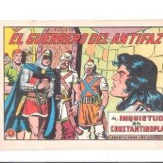 Tebeos: EL GUERRERO DEL ANTIFAZ Nº 659- ORIGINAL. Lote 113093011