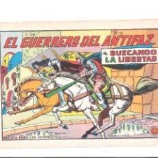 Tebeos: EL GUERRERO DEL ANTIFAZ Nº 660- ORIGINAL. Lote 113093155