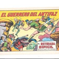 Tebeos: EL GUERRERO DEL ANTIFAZ Nº 661- ORIGINAL. Lote 113093287