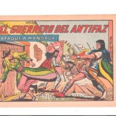 Tebeos: EL GUERRERO DEL ANTIFAZ Nº 664- ORIGINAL. Lote 113093467