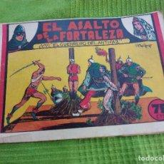 Tebeos: COMICS EL ASALTO DE LA FORTALEZA. Lote 113165675
