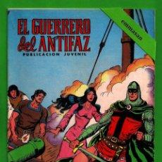 Tebeos: EL GUERRERO DEL ANTIFAZ - Nº 112 - LA DERROTA DE SOLIMAN - (1974) - VALENCIANA.. Lote 113345147