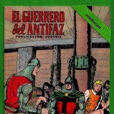 Tebeos: EL GUERRERO DEL ANTIFAZ - Nº 156 - EL LEÓN DE ESTAMBUL - (1975) - VALENCIANA.. Lote 113355467