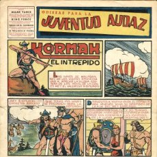 Tebeos: JUVENTUD AUDAZ-10 (VALENCIANA, 1951). Lote 113575459