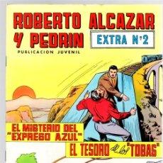 Tebeos: ROBERTO ALCAZAR Y PEDRIN EXTRA Nº 2. 2ª EPOCA. AÑO 1976. Lote 113576807