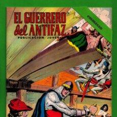Tebeos: EL GUERRERO DEL ANTIFAZ - Nº 250 - EGMOND, EL TRAIDOR - (1977) - VALENCIANA.. Lote 113595419
