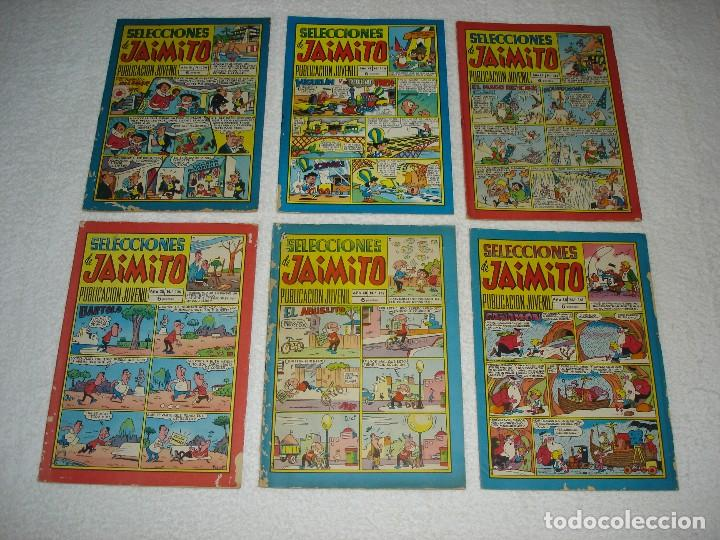 Tebeos: JAIMITO LOTE DE 180 EJEMPLARES (INCLUYE ALMANAQUES, ALBUMES, EXTRAS Y SELECCIONES) - DIVERSAS EPOCAS - Foto 6 - 113715387