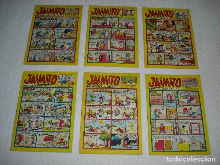 Tebeos: JAIMITO LOTE DE 180 EJEMPLARES (INCLUYE ALMANAQUES, ALBUMES, EXTRAS Y SELECCIONES) - DIVERSAS EPOCAS - Foto 11 - 113715387