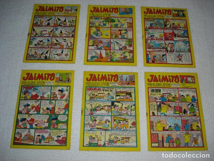 Tebeos: JAIMITO LOTE DE 180 EJEMPLARES (INCLUYE ALMANAQUES, ALBUMES, EXTRAS Y SELECCIONES) - DIVERSAS EPOCAS - Foto 13 - 113715387