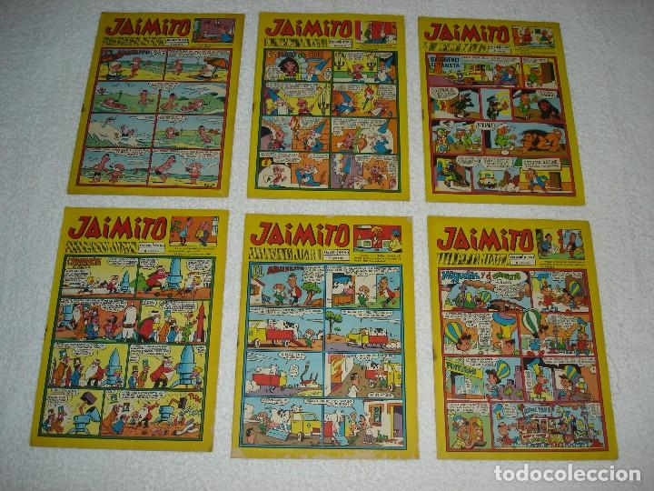 Tebeos: JAIMITO LOTE DE 180 EJEMPLARES (INCLUYE ALMANAQUES, ALBUMES, EXTRAS Y SELECCIONES) - DIVERSAS EPOCAS - Foto 17 - 113715387