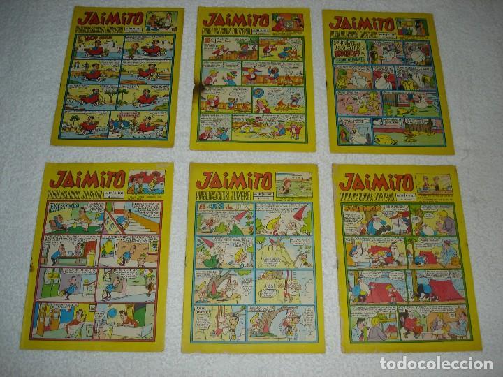 Tebeos: JAIMITO LOTE DE 180 EJEMPLARES (INCLUYE ALMANAQUES, ALBUMES, EXTRAS Y SELECCIONES) - DIVERSAS EPOCAS - Foto 20 - 113715387