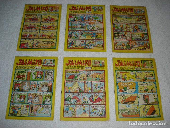 Tebeos: JAIMITO LOTE DE 180 EJEMPLARES (INCLUYE ALMANAQUES, ALBUMES, EXTRAS Y SELECCIONES) - DIVERSAS EPOCAS - Foto 21 - 113715387