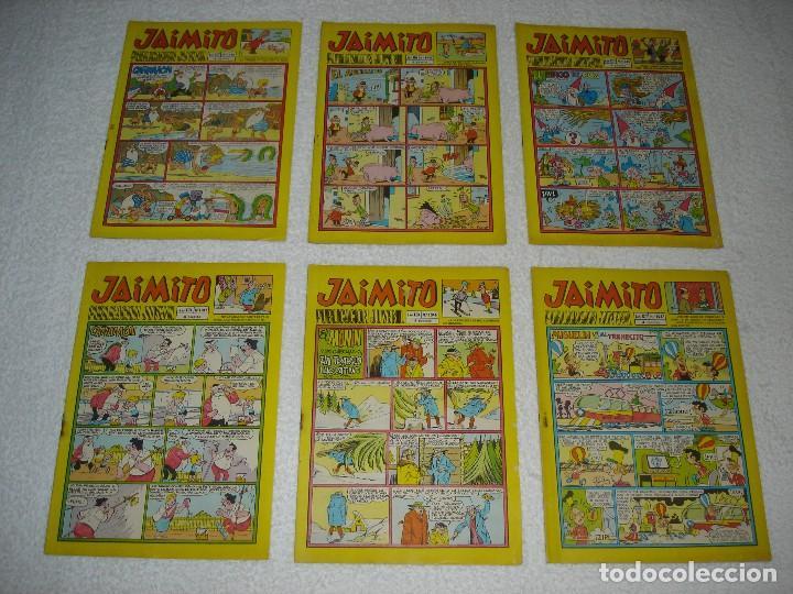 Tebeos: JAIMITO LOTE DE 180 EJEMPLARES (INCLUYE ALMANAQUES, ALBUMES, EXTRAS Y SELECCIONES) - DIVERSAS EPOCAS - Foto 22 - 113715387