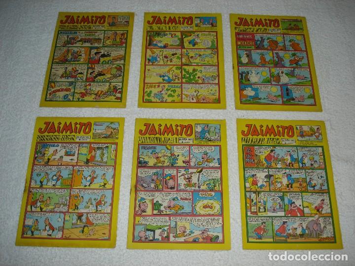 Tebeos: JAIMITO LOTE DE 180 EJEMPLARES (INCLUYE ALMANAQUES, ALBUMES, EXTRAS Y SELECCIONES) - DIVERSAS EPOCAS - Foto 24 - 113715387
