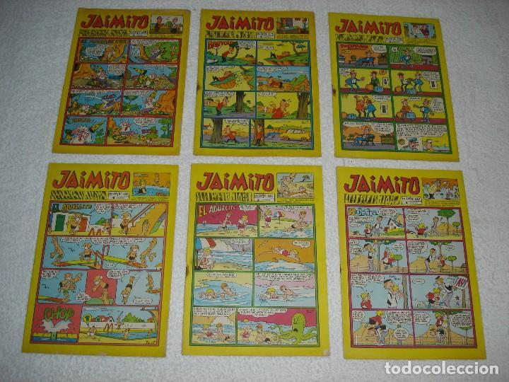 Tebeos: JAIMITO LOTE DE 180 EJEMPLARES (INCLUYE ALMANAQUES, ALBUMES, EXTRAS Y SELECCIONES) - DIVERSAS EPOCAS - Foto 25 - 113715387