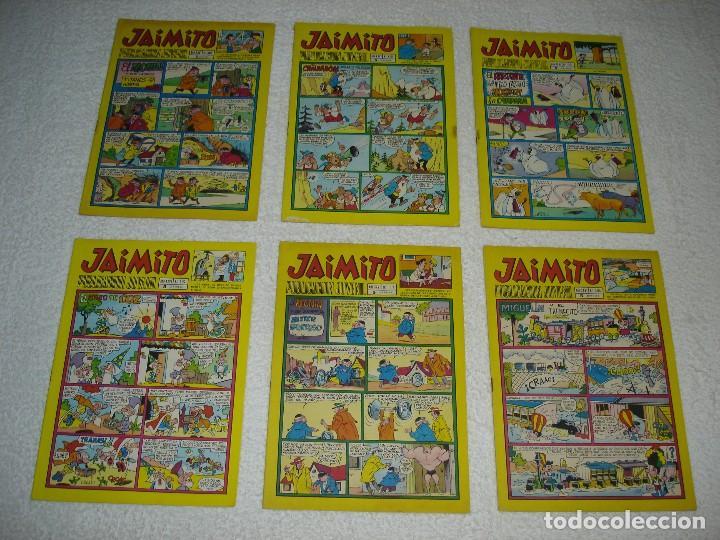 Tebeos: JAIMITO LOTE DE 180 EJEMPLARES (INCLUYE ALMANAQUES, ALBUMES, EXTRAS Y SELECCIONES) - DIVERSAS EPOCAS - Foto 27 - 113715387